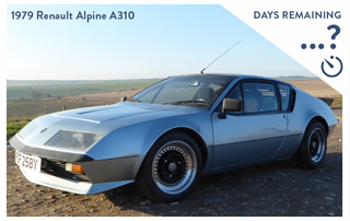 Featured-Berlinetta-Timed-Auction-Renault-Alpina-A610
