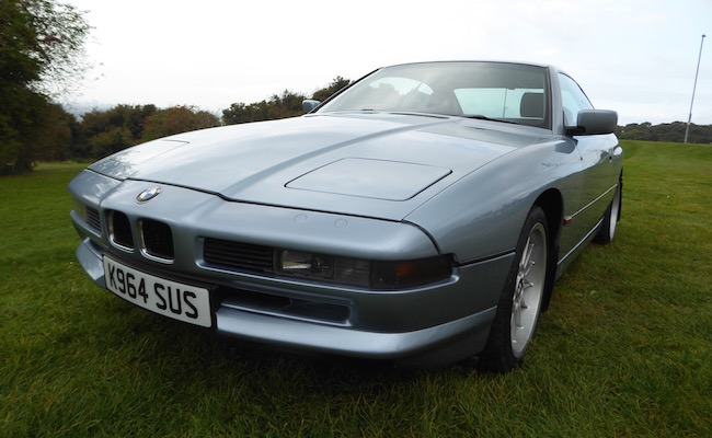 Lot 24 - 1992 BMW 850i Coupe SOLD for £5,500