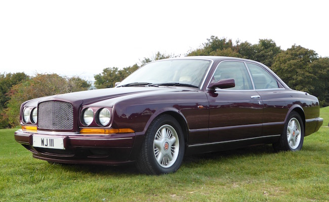 Lot 21 - 1996 Bentley Continental R Still available, please contact us