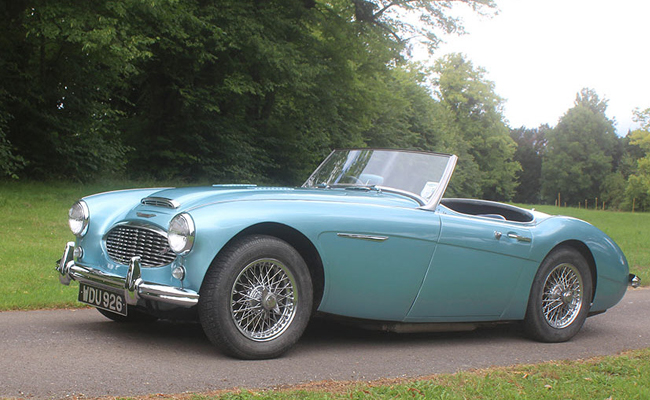 Lot 22 - 1958 Austin Healey 100/6 'S' Still available, please contact us