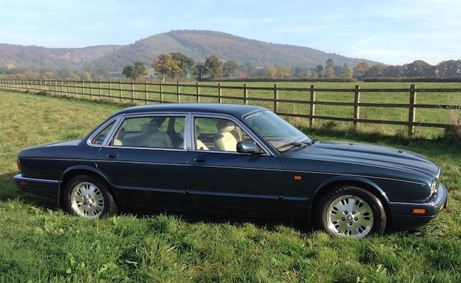 Lot 20 - 1996 Jaguar Sovereign XJ6 SOLD for  £1,980
