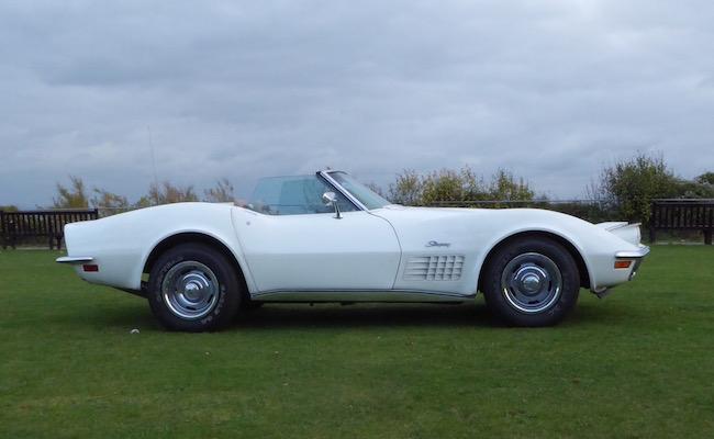 Lot 15 - 1970 Corvette 350/300 Still available, please contact us