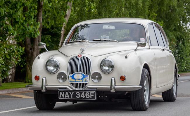 Lot 16 - 1967 Jaguar Mark 2 340  SOLD for £14,000