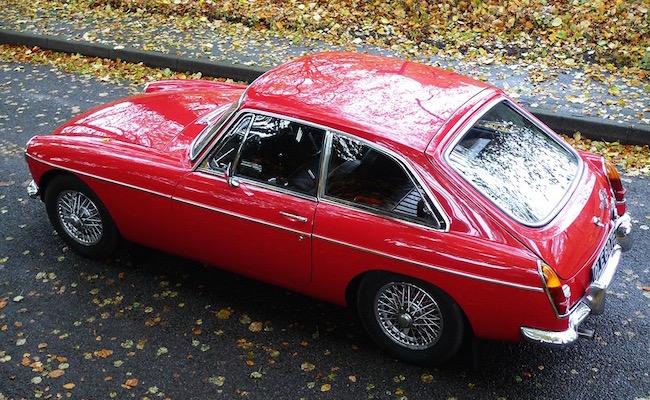 Lot 17 - 1967 Mk1 MGB GT NO LONGER AVAILABLE