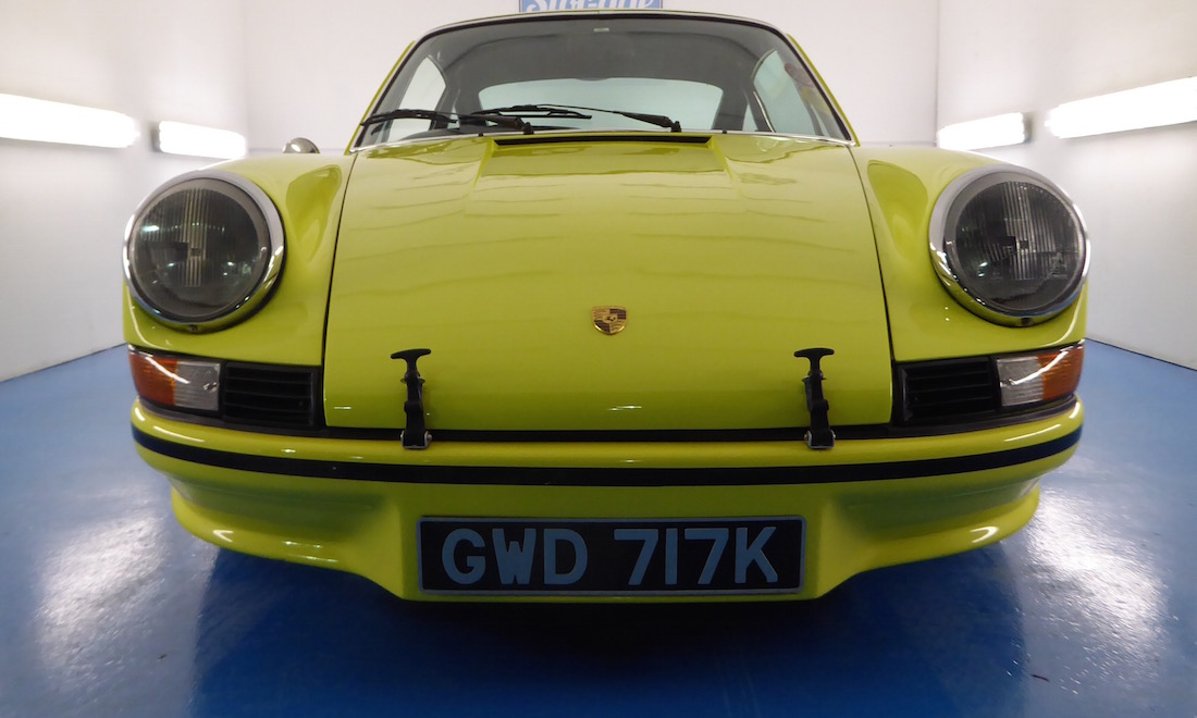 Lot 10 - Porsche 911 RS Replica SOLD for £41,667