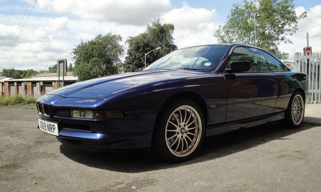 Lot 28 - 1992 BMW 850i Not Sold. Sorry, no longer available