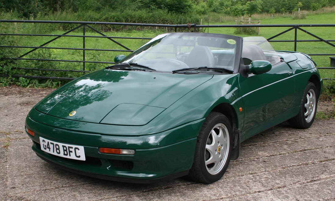 Lot 29 - 1990 Lotus Elan SE Not Sold. Sorry, no longer available