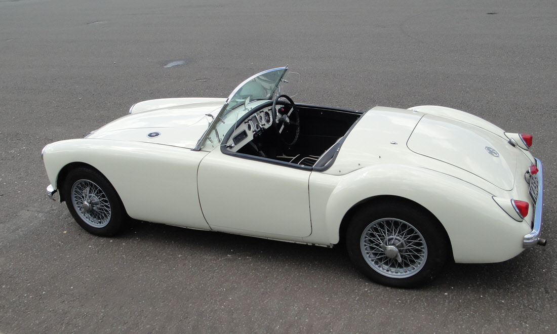Lot 30 - 1959 MGA Roadster Not Sold. Sorry, no longer available