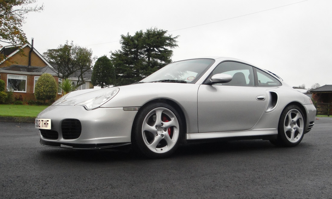 Lot 44 - 2002 Porsche 911 Turbo Not Sold. Please contact us