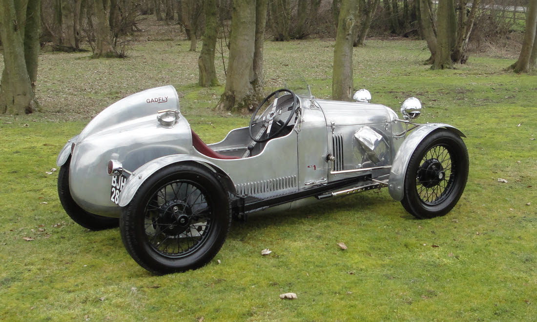 Lot 49 - 1930s Austin 7 Works-style single seater Special SOLD for £19,635