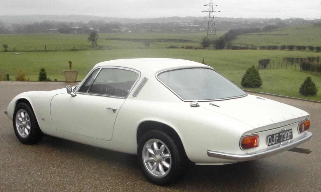Lot 50 - 1968 Lotus Elan +2 Zetec SOLD for £20,475