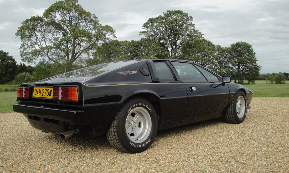 Lot 61 - 1981 Lotus Esprit Series 2.2  To be reoffered in August