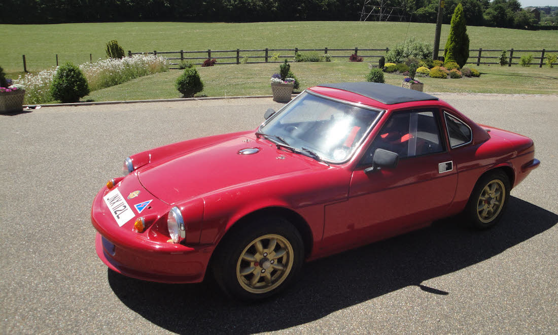 Lot 57 - 1972 Ginetta G15 Series 3 Now sold