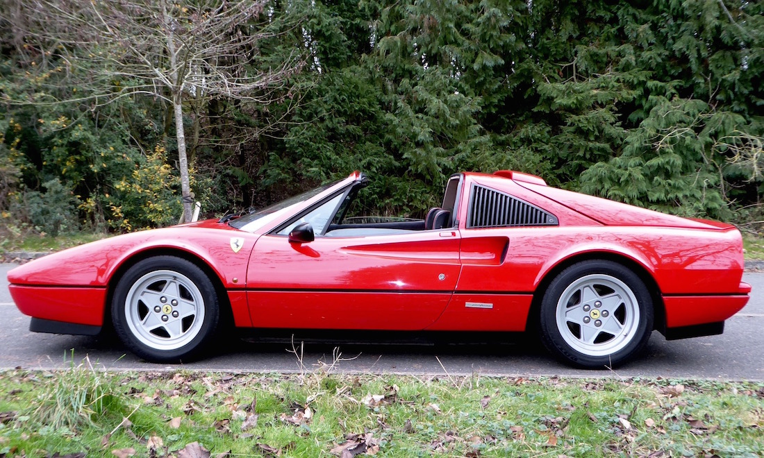 Lot 77- 1987 Ferrari 328 GTS No longer available