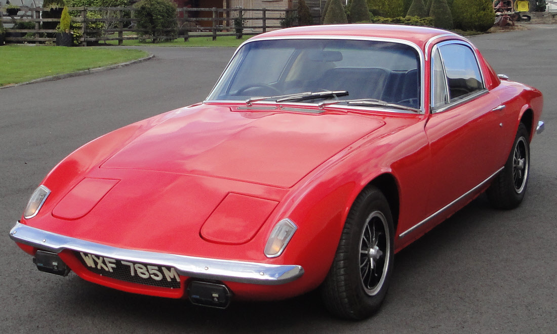 Lot 79 - 1974 Lotus Elan +2 S 130/5 two-plus-two coupé SOLD for £12,917