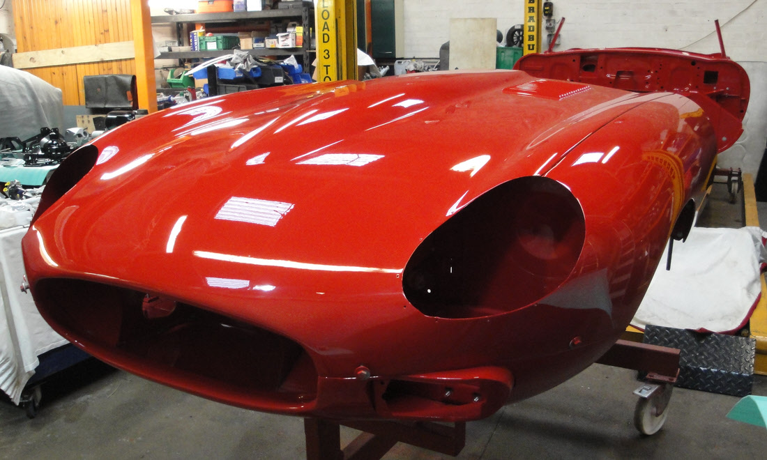Lot 84 - 1969 Jaguar E-Type Series 2 Roadster To be reoffered when rebuilt