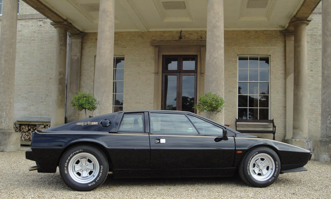 Lot 89 - 1981 Lotus Esprit Series 2.2  Not Sold. Please contact us