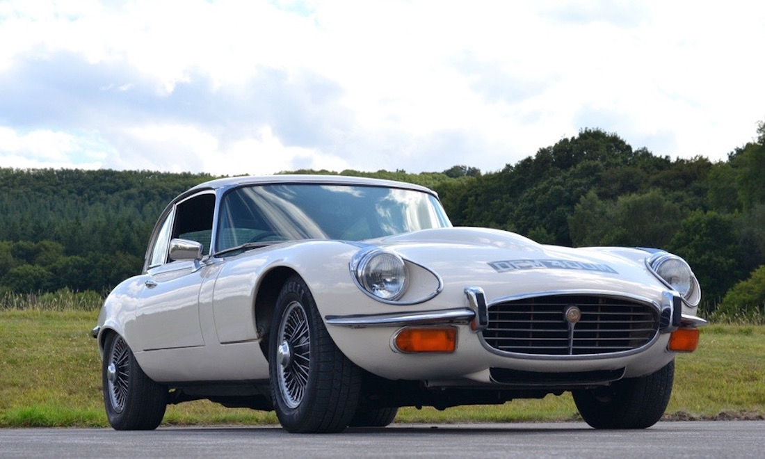 Lot 118 - 1973 Jaguar E-Type Series 3 Fixed Head Coupe Now sold