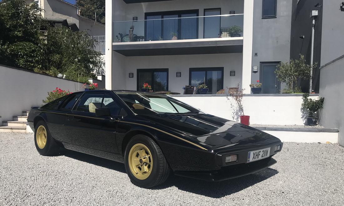 Lot 123 - 1981 Lotus Esprit Series 2.2 SOLD for £33,600