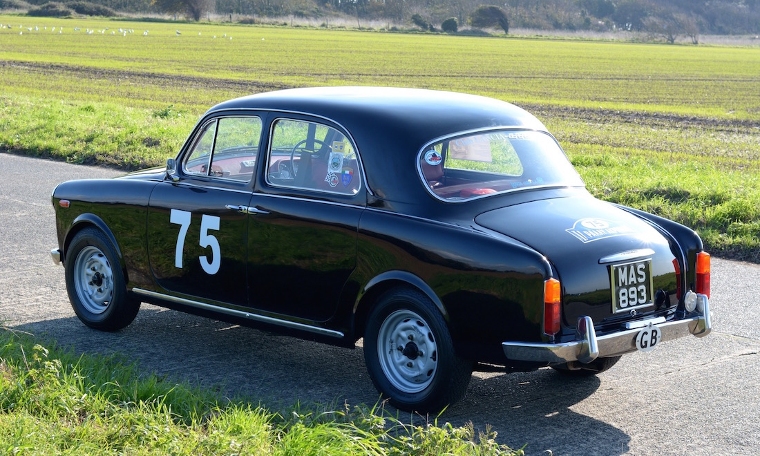 Lot 130 - 1961 Lancia Appia Berlina S3 Now sold