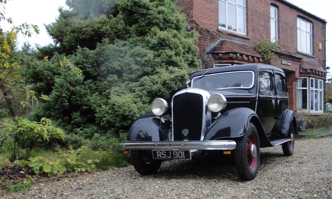 Lot 134 - 1933 Plymouth PC Six Not Sold. Please contact us