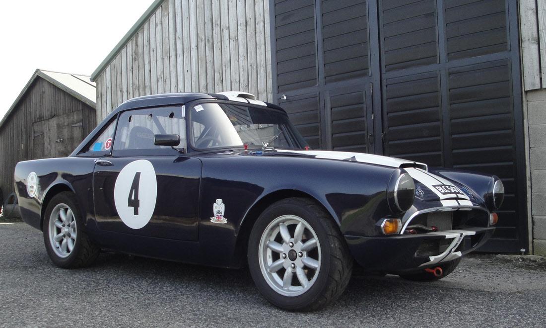 LOT 144 - 1964 Sunbeam Alpine Series IV Race Car