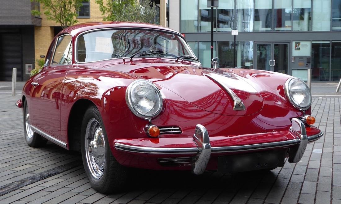 Lot 147 - 1960 Porsche 356 Super 90  SOLD for £68,250