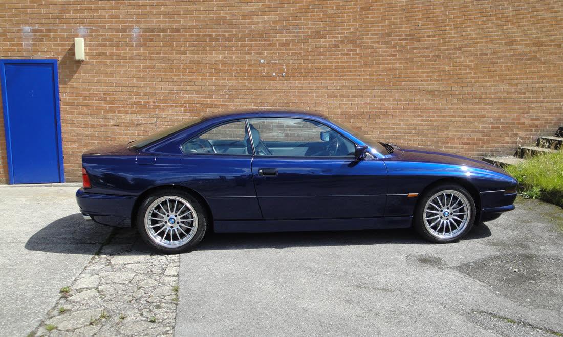 Lot 28 1992 Bmw 850i Berlinetta Cca