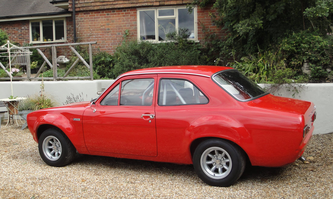 Lot 62 - 1972 Ford Escort RS 1600
